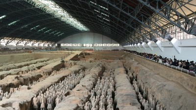 考察西安遠古及中國歷代遺址之旅